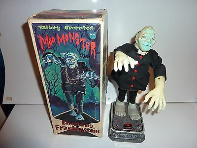 blushing frankenstein mod monster galoob 1960 tn japan