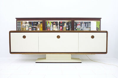 70s Sideboard With Electric Bar - James Bond 007
