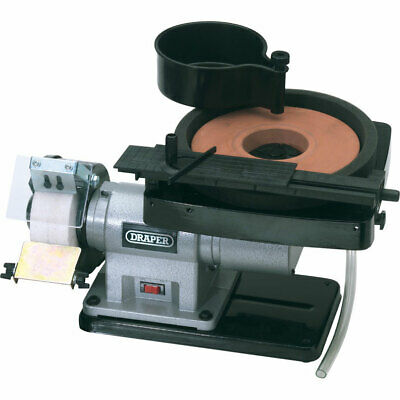 Draper GWD205A Wet and Dry Bench Grinder 240v