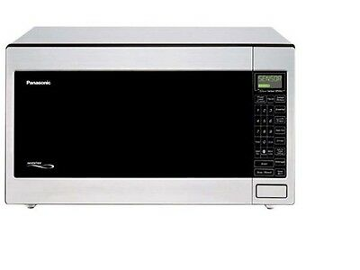 Microwave Oven For Kitchen Stainless Steel Fast Defroat Countertop Kitchenware
