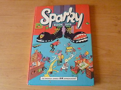 The Sparky Book 1979  h/b