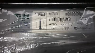 Camfil Farr Panel HEPA Filter XS Absolute 855210323 99.999% 0.3 micron