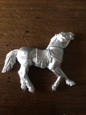 Mordheim Very Rare Horse Casualty / Wounded  Games Workshop OOP