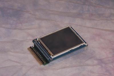 "3.2"" TFT LCD Display w/ Desktop Stand Kit"