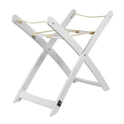 Bebe Care Moses Basket Stand (White) Free Shipping!