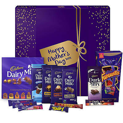 NEW Cadbury Free the Joy Chocolate Gift Hamper - Lge - Happy Mother's Day