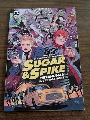 Sugar & Spike Metahuman Investigations DC Comics (Paperback)< 9781401264826