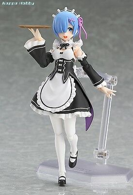 Max Factory figma - Re:Zero - Starting Life in Another World: Rem [PRE-ORDER]
