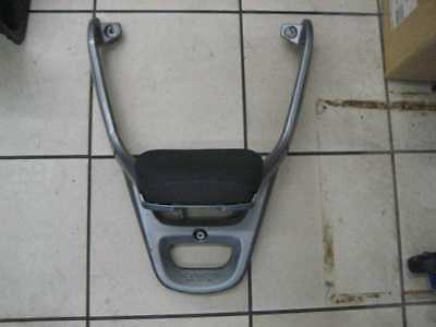 KYMCO YAGER GT 200_125 GT i SISSYBAR BACKREST WITH SUSPENDER SEAT