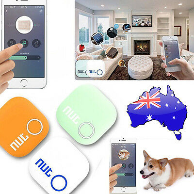Nut 2 Smart Tag Bluetooth Tile Tracker Key Finder Anti Lost and Found AU 2017