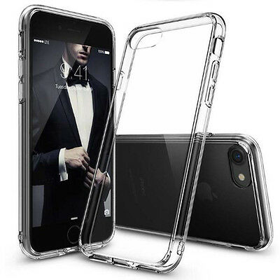 Crystal Clear Silicone Case Cover For Various Mobile phones