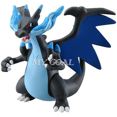 New UK Pokemon 1 Pack Mega Pigure Mega Charizard X Action Figures