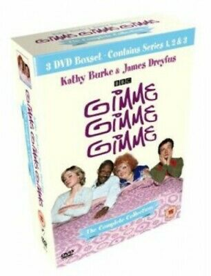 Gimme Gimme Gimme: The Complete Collection [DVD] [1999] - DVD  QMVG The Cheap