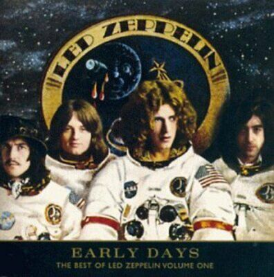 Early Days: The Best of Led Zeppelin Vol.1 - Led Zeppelin CD RGVG The Cheap Fast