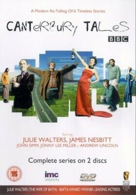 Canterbury Tales - The Complete BBC Series - 'The Miller's Tale',... - DVD  2UVG