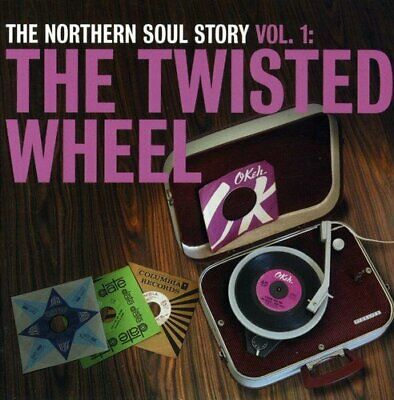 The Northern Soul Story Vol.1 - The Twisted Wheel -  CD UQVG The Cheap Fast Free