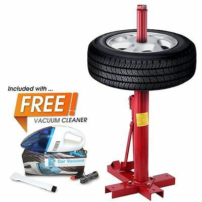 New Professional Rocwood Manual Portable Car Bike Tyre Changer Bead Breaker