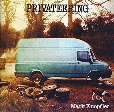Mark Knopfler - Privateering - Mark Knopfler CD 8OVG The Cheap Fast Free Post