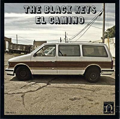 The Black Keys - El Camino - The Black Keys CD UYVG The Cheap Fast Free Post The