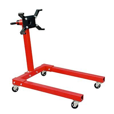 Rocwood Swivel Transmission Gearbox Engine Support Stand 1250 lbs 570kg H Duty