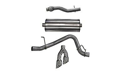 Corsa Performance 14748 Sport Cat-Back Exhaust System