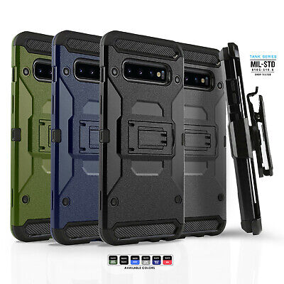 for SAMSUNG GALAXY S9/S9 PLUS / NOTE 9 [Tank Series] Phone Case Cover & Holster