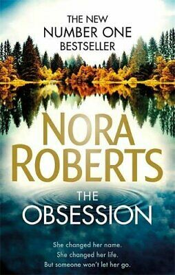 The Obsession by Roberts, Nora Book The Cheap Fast Free Post