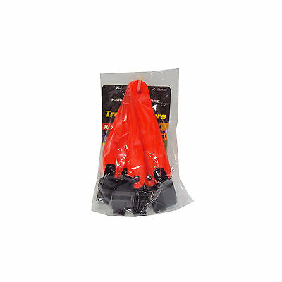 Hard Core Hunting HC-3TM10P Orange Reflective 3 Inch Trail Markers Pack of 10
