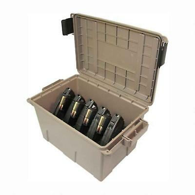 MTM Tactical Mag Can AK Holds Nine 30Rnd Mags, TMCAK