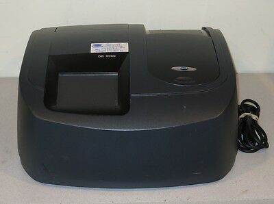 Hach DR/5000 UV-VIS Portable Spectrophotometer