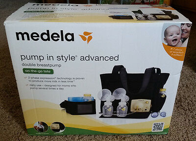 EUC Medela Pump In Style Advanced double electric breast pump & OTHERS MIXED LOT