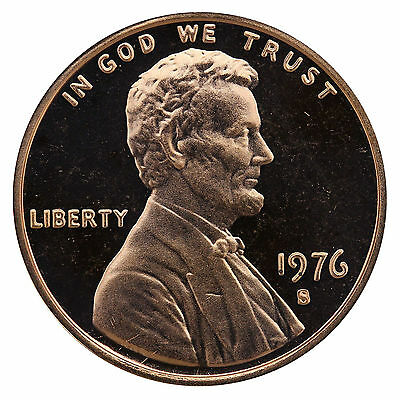 1976-S Lincoln Memorial Cent Penny Gem Proof US Mint Coin Uncirculated UNC
