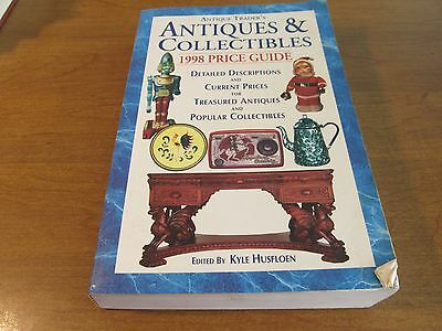 Antique Trader's Antiques & Collectibles 1998 Price Guide