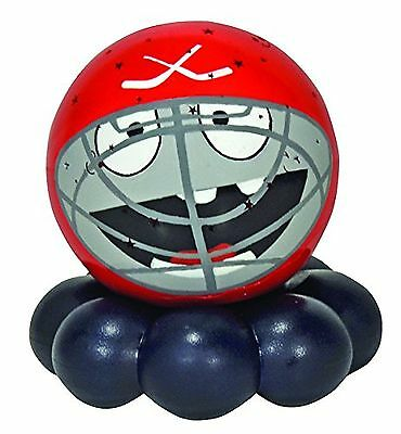 Cloud B Sky Globes Silly Sports Hockey Red New