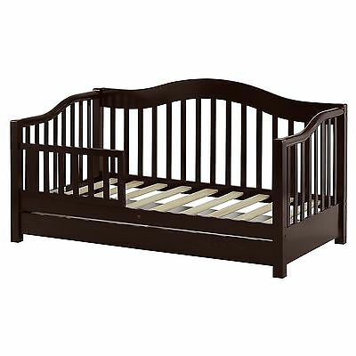 Dream On Me Toddler Day Bed Espresso New