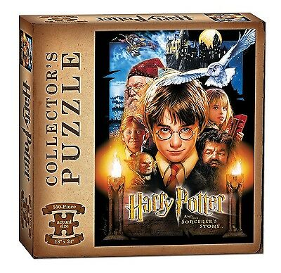 USAOPOLY Harry Potter and The Sorcerer's Stone Puzzle (550 Piece) New