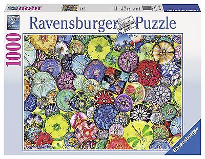 Ravensburger Beautiful Buttons Jigsaw Puzzle (1000-Piece) New