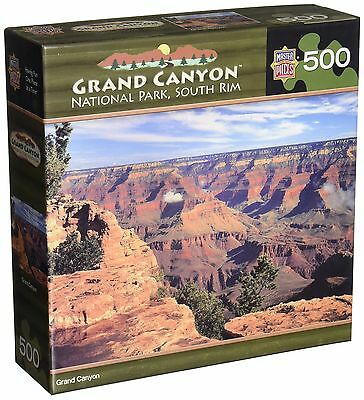 Masterpieces National Parks Grand Canyon South Rim Jigsaw Puzzle (500-Pie... New