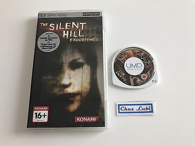 The Silent Hill Experience - UMD Video - Sony PSP - FR