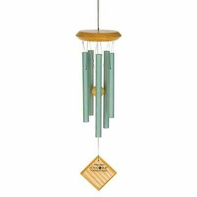 Woodstock Chimes Encore Collection Verdigris Chimes of Mars Windchime New