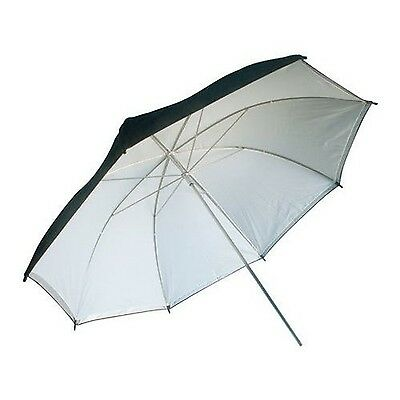 CowboyStudio 33in Black & Gray Photo Studio Umbrella New