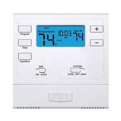 PRO1 IAQ T605-2 Touchscreen Programmable Electronic Thermostat New