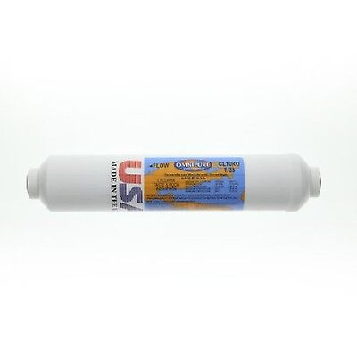 Omnipure CL10ROT33-A GAC Inline Filter New