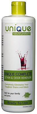 Unique Natural Products 214 Complete Odor and Stain Eater 24-Ounce Ready ... New