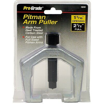 Pro-Grade 18206 Pitman Arm Puller 1-5/16-Inch Opening Size 2-1/2-Inch Full New