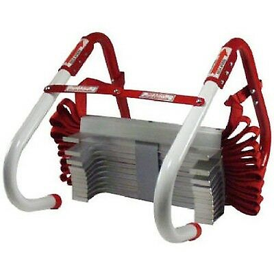 Kidde KL-2S Two-Story Fire Escape Ladder with Anti-Slip Rungs 13-Foot New
