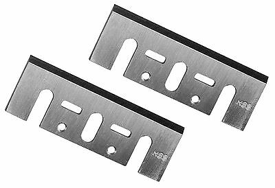 POWERTEC 128341 3-1/4-Inch HSS Planer Blades for Makita D17217 N1900B Set... New