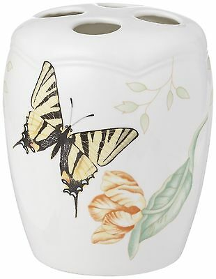 Lenox Butterfly Meadow Toothbrush Holder New