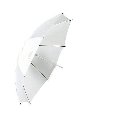 Aurora Lite Bank U-105 B Umbrella 105 (42-Inch) Translucent New