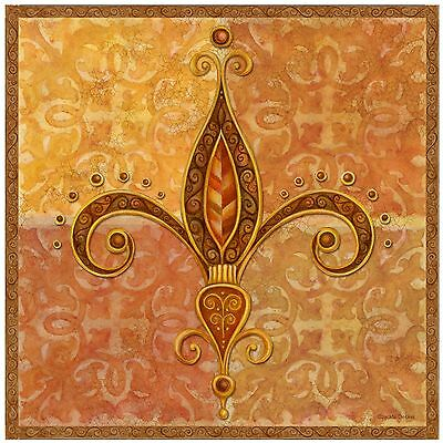 Thirstystone Occasions Trivet Golden Jewels Multicolor New